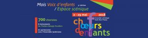 Concert – Mois Voix d'Enfants à Vesoul